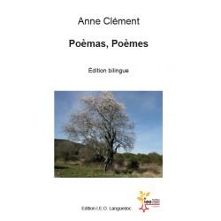 Poèmas, Poèmes - Anne CLÉMENT