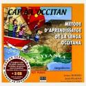 Cap a l'occitan - metòde d'aprendissatge de la lenga occitana - Josiana Romero, Jòrdi Peladan (Livre + CD)