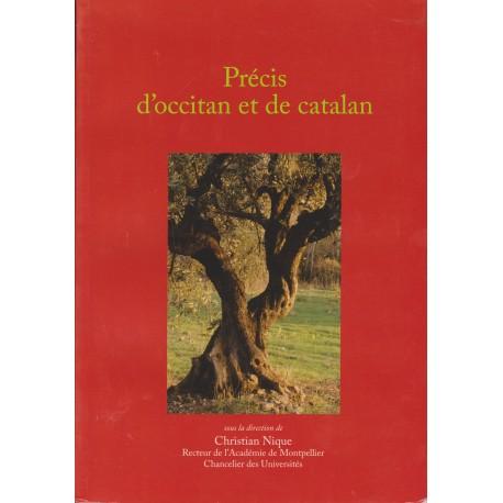 Précis d'occitan et de catalan - Christian Nique