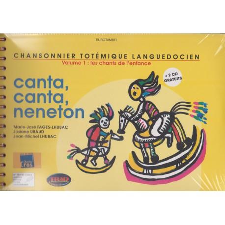 Chansonnier totémique languedocien - Cançonier totemic lengadocian Vol. 1
