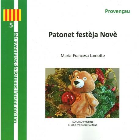 Patonet festèja Novè (Provençau) - Maria-Francesa Lamotte