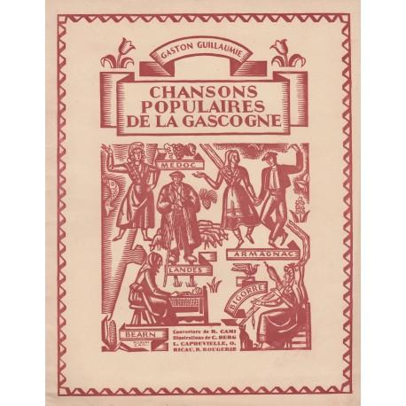 Chansons populaires de la Gascogne - Gaston Guillaumie (1941)
