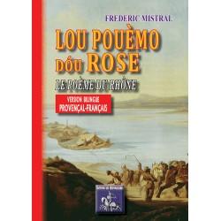 Lou Pouèmo dóu Rose - Le Poème du Rhône - Frédéric Mistral (couv)