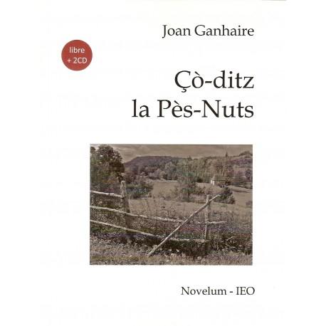Çò ditz la Pès-nuts (avec CD) - Joan Ganhaire