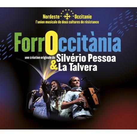 ForrOccitania - Silvério Pessoa & la Talvera (CD)
