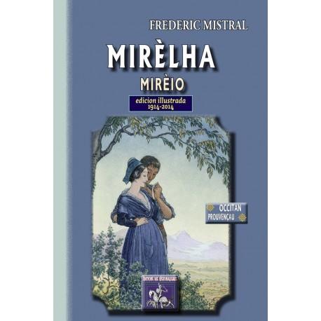 Mirèlha - Mirèio - Frédéric Mistral