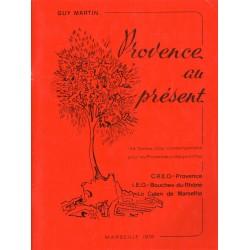 Provence au présent - Guy Martin