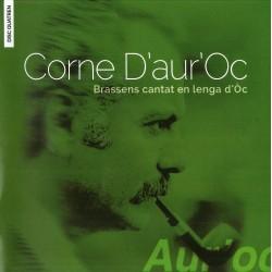 Corne d'aur'Oc - Brassens chanté en langue d'Oc - Volume 4 - Philippe Carcassés (MP3)