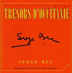 Serge BEC - Trésors d'Occitanie (CD)