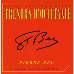 Pierre Bec - Tresors d'occitanie