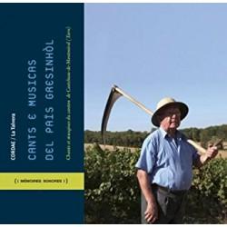 Cants e musicas del païs gresinhòl (CD)