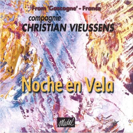 Noche en Vela - Compagnie Christian Vieussens (CD)