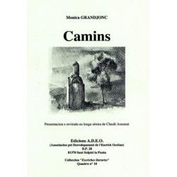 Camins - Monica Grandjonc