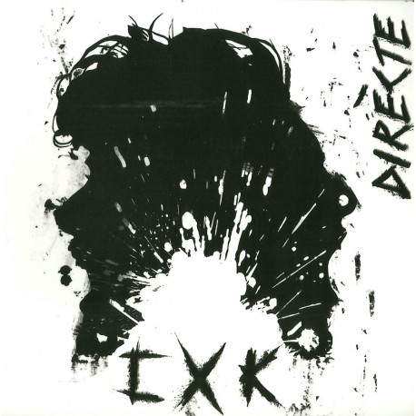 Dirècte - CxK (Courtial X Kogane) - Album CD