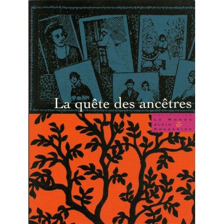 La quête des ancêtres - Jean-Noël Pelen
