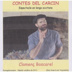 Contes del carcin - Clamenç Boscarel (CD)