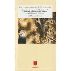 La traversée de l'Occitanie - Manuela Almonte - cubertura