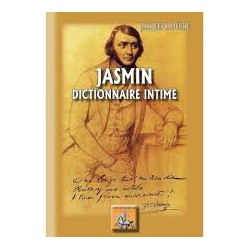 Jasmin dictionnaire intime - Jacques Clouché