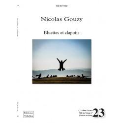 Bluettes et clapotis - Nicolas Gouzy