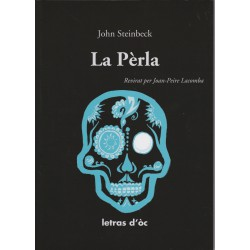 La Pèrla - John Steinbeck - Joan-Peire Lacomba - Couverture