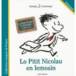 Lo Pitit Nicolau en lemosin - Le Petit Nicolas en limousin (langue d'oc) - Sempé et Goscinny
