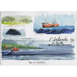 L'Irlande en famille – Carnet de voyage d'Alexis Nouailhat - Alexis Nouailhat