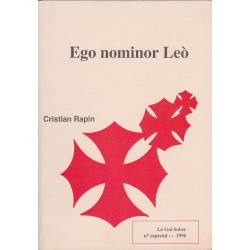Ego nominor Leò - Cristian Rapin