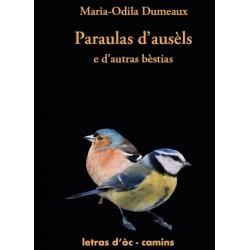 Paraulas d'ausèls e d'autras bèstias - Maria-Odila Dumeaux (Livre audio)