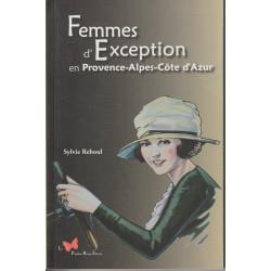 Femmes d'Exception en Provence-Alpes-Côte d'Azur - Sylvie Reboul - (cubertura)