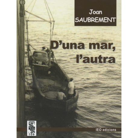 D'una mar, l'autra - Joan Saubrement - ATS 186