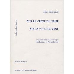 Sus la tuca del vent - Max Lafarga