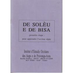 De solèu e de bisa - 1era etapa - IEO-APA (libre solet)