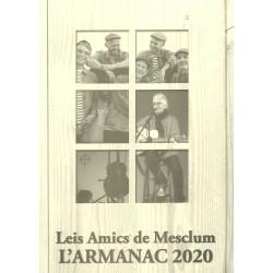 Leis Amics de Mesclum - L'armanac 2020