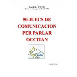 50 Juecs de comunicacion per parlar occitan