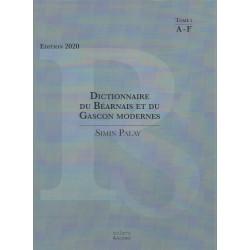 Dictionnaire du Béarnais et du Gascon modernes - Simin Palay (2 volumes)