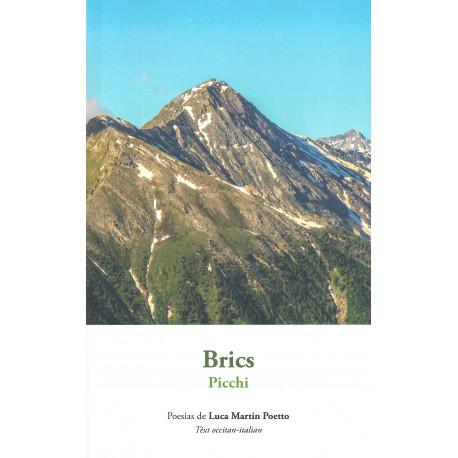 Brics - Poesias de Luca Martin Poetto