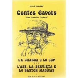 Contes Gavots (amb traduccion francesa) - Gérard Rolland