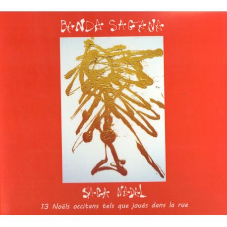 Saga Nadal - Banda Sagana (CD)
