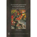 Dictionnaire grammatical de l'occitan moderne - Florian Vernet