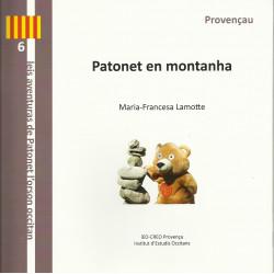 Patonet en montanha - Maria-Francesa Lamotte (Provençau)