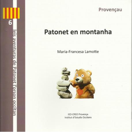Patonet en montanha - Marie-Françoise Lamotte (Provençal)