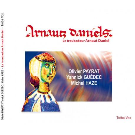 Le troubadour Arnaut Daniel