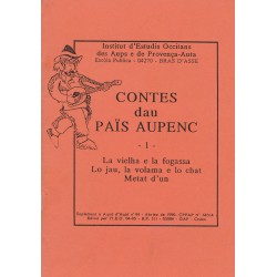 Contes dau Païs Aupenc - Vol. 1 (traditionnel)