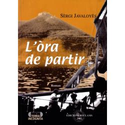 L'òra de partir - Sèrgi Javaloyès (nouvelle édition 2002)