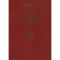 Dictionnaire Provençal Français – Tomes I et II (A-Z) - Simon-Jude Honnorat