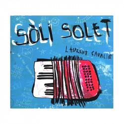 Soli solet - Laurent Cavalié (CD)