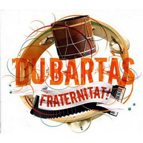 Fraternitat ! - Du Bartàs (CD)