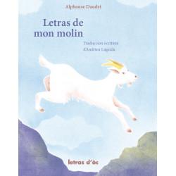 Letras de mon molin - Alphonse Daudet - Andrieu Lagarda