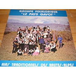 Airs traditionnels des Hautes-Alpes - Le Pays Gavot (Vinyle)