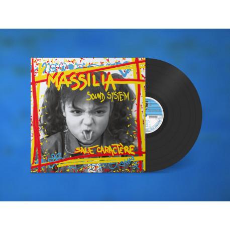 Sale Caractère - Massilia Sound System (Vinyle)